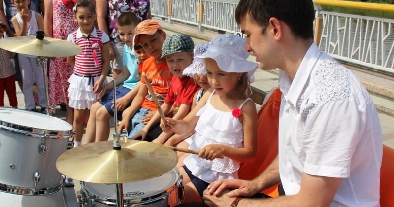 Музыкальное образование для детей от 2-х лет