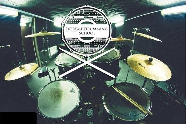 Открытый урок по барабанам